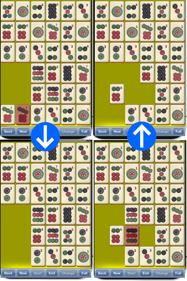Screenshot zMahjong Mini